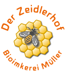 Der Zeidlerhof · Bioimkerei Müller · Demeter · Honig